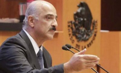 Ricardo Ahued deja Aduanas para regresar al Senado