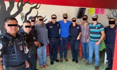 Investigan a elementos de la Guardia Nacional por reunión con criminales