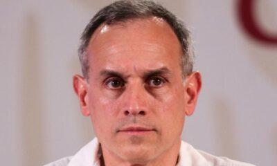 """""""indignante"""" la serie de agresiones contra médico y enfermeras: López-Gatell Ramírez"""