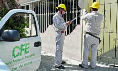 CFE reporta 30 casos y 2 muertes por Covid-19 entre su personal