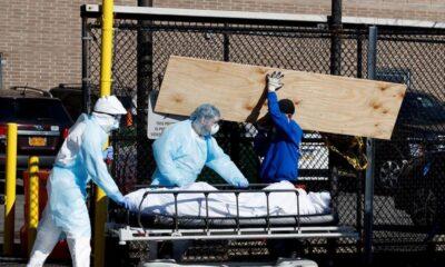 Reporta NY casi 800 casos más de Covid-19 en un día