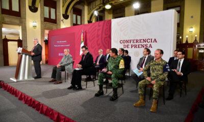 Mueren 5 efectivos de Fuerzas Armadas por coronavirus