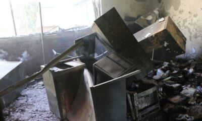 UNAM presenta denuncias penales tras incendio de la FES Acatlán