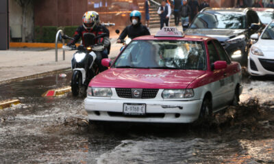 Activan alerta amarilla en CDMX por lluvia; pronostican mismo clima para entidades