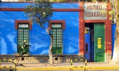 Museo Frida Khalo abre sus puertas de manera virtual