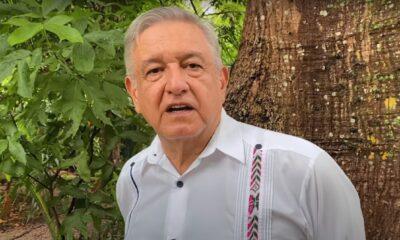 Responde AMLO a Aguilar Camín y a protestas que solicitan que dimita