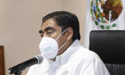 Barbosa insiste que en Puebla no hay condiciones para abrir la industria automotriz