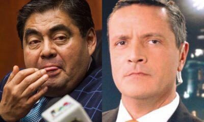 Discuten Miguel Barbosa y Francisco Zea en redes sociales