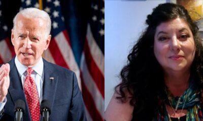 Ex empleada del Senado niega haber señalado a Biden por acoso sexual