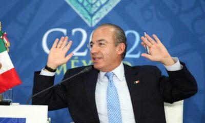 Ironiza Calderón sobre el número de pruebas para Covid-19 en México frente a China
