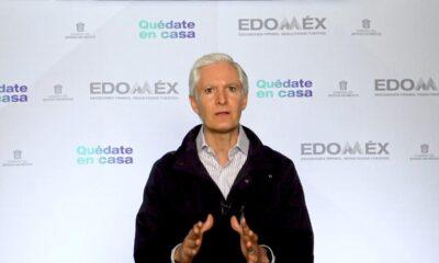 Alfredo Del Mazo presenta plan de reanudación de actividades en Edomex