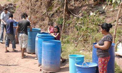 Riesgo por regreso a clases en escuelas sin agua en municipios de la esperanza