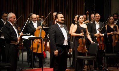 El tenor Javier Camarena llevará gallo a las madres el 10 mayo