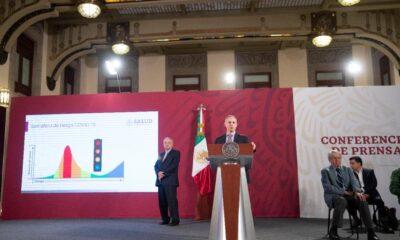 México ingresa a la nueva normalidad en alerta máxima de contagios
