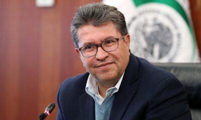Ricardo Monreal asegura que es normal un frente de gobernadores