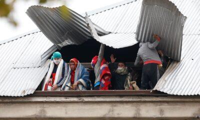 46 muertos por motín en cárcel de Venezuela