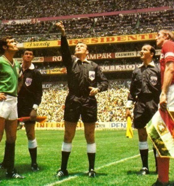 Medio siglo del mundial de futbol de México 1970