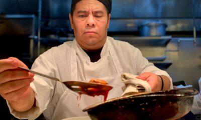 Roman Meléndez; el cocinero mexicano pilar en Jean Georges NY