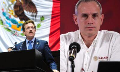 Estadísticas inventadas de López-Gatell también es corrupción: Romero Hicks