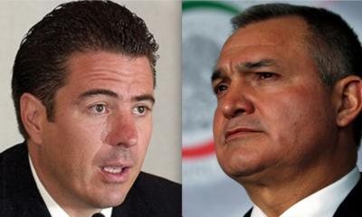 UIF, Inteligencia Financiera, interpone, denuncias, contra, García, Luna, Cárdenas, Palomino,