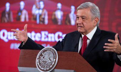 Conspiraban para destruir Pemex y la CFE: revira AMLO a CCE sobre energías renovables