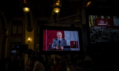 En máximo nivel de intensidad, la pandemia en México, advierte López-Gatell
