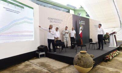 AMLO considera que estrategia contra Covid-19 ha dado resultados